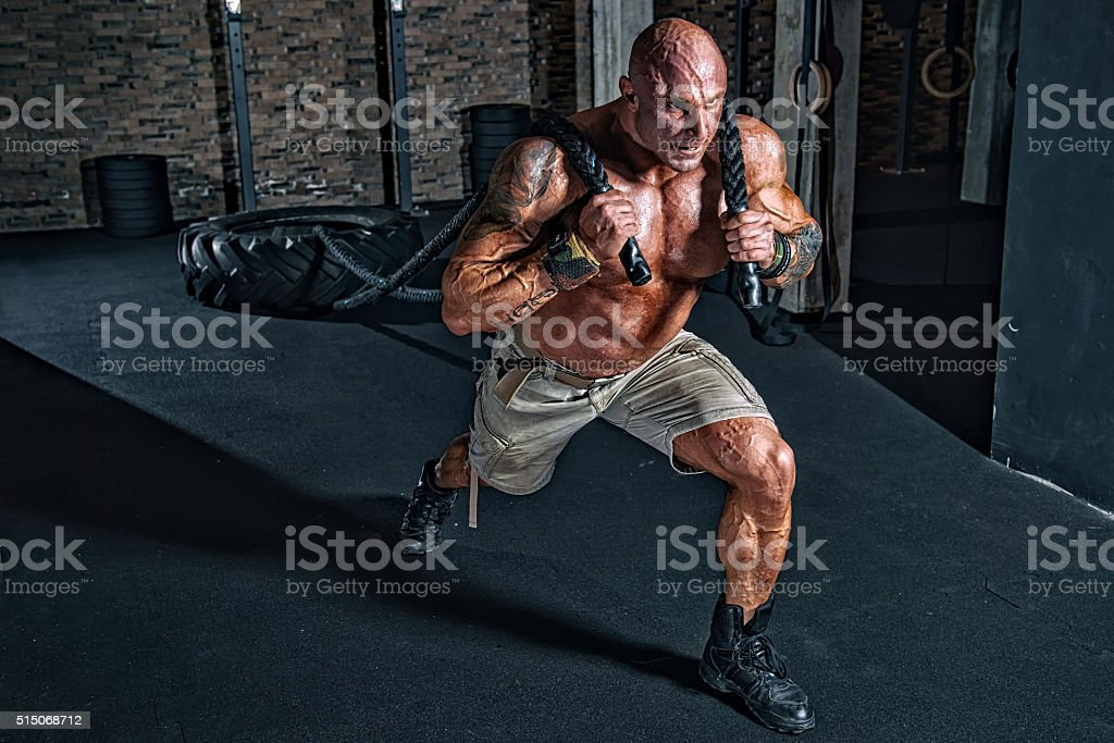 HERCULES! stock photo