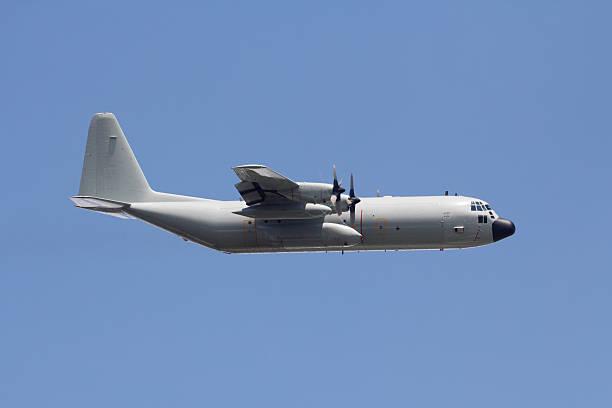 C-130(H-30) stock photo