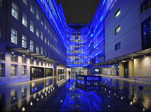 Bbc Hq Stock Photo - Download Image Now