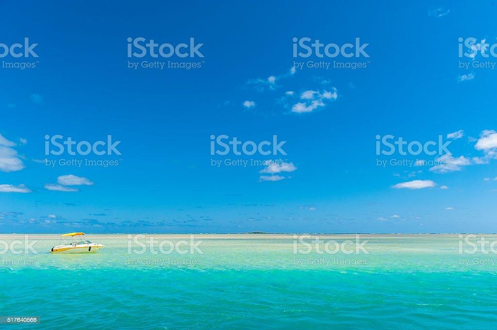 SAND BAR stock photo