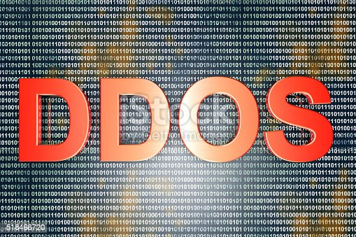 istock DDOS 518466720