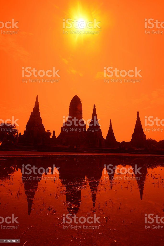 THAILAND AYUTTHAYA stock photo