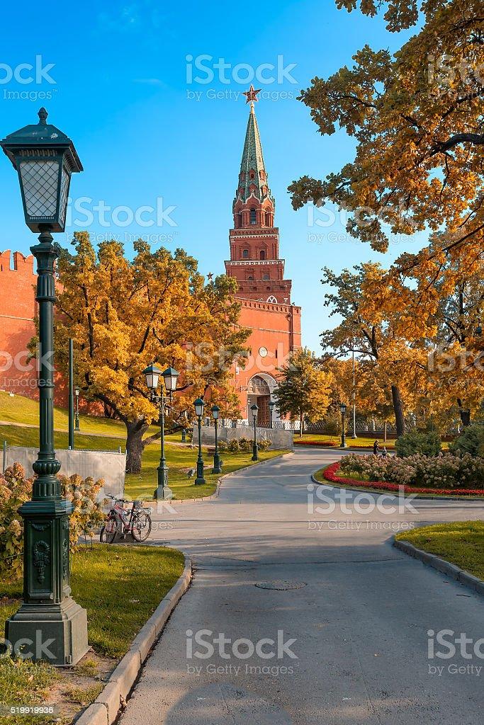 Весна в Москве royalty-free stock photo