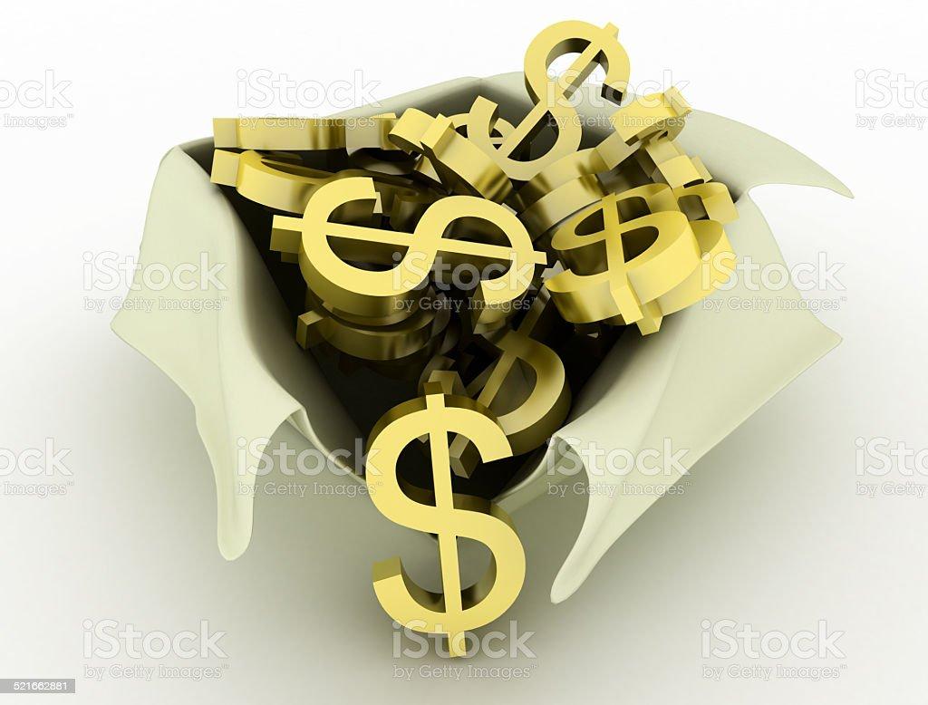 Финансы stock photo