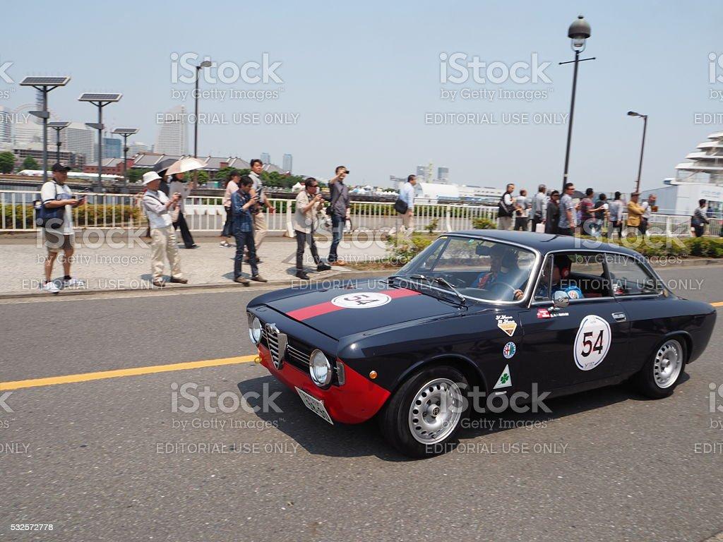 Foto De Alfa Romeo Giulia Sprint Gtv 1966 E Mais Fotos De Stock De Alfa Romeo Giulia Istock