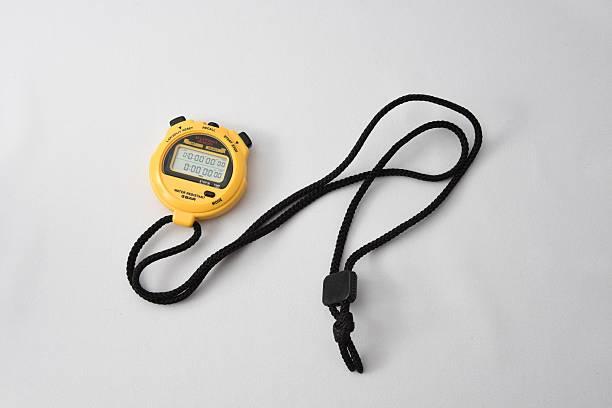 stop watch / lap timer - stopwatch stockfoto's en -beelden