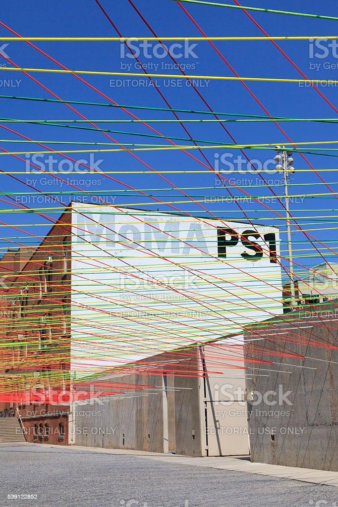 P.S.1 stock photo