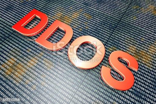 istock DDOS 542210258