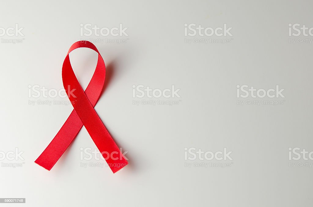 HIV, AIDS - foto de stock