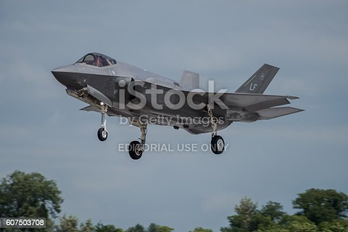 1145066973 istock photo F-35A 607503708