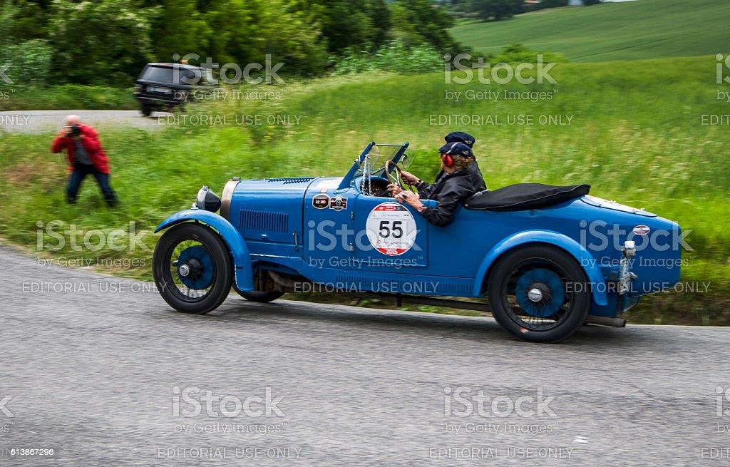 BUGATTI T 40 1929 stock photo