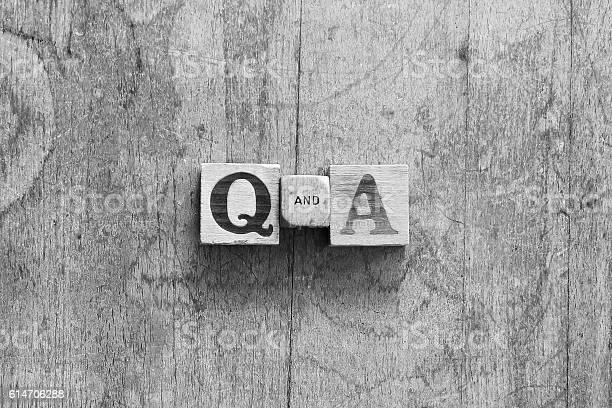 Qa Stock Photo - Download Image Now