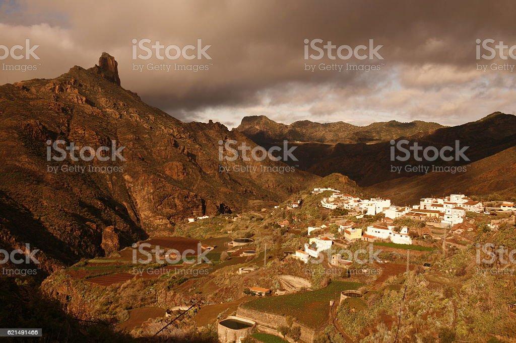 EUROPE SPIAN GRAN CANARY Lizenzfreies stock-foto