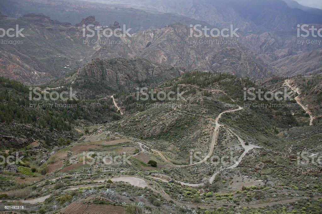 EUROPE SPIAN GRAN CANARY photo libre de droits