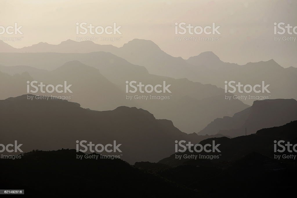 EUROPE SPIAN GRAN CANARY foto stock royalty-free