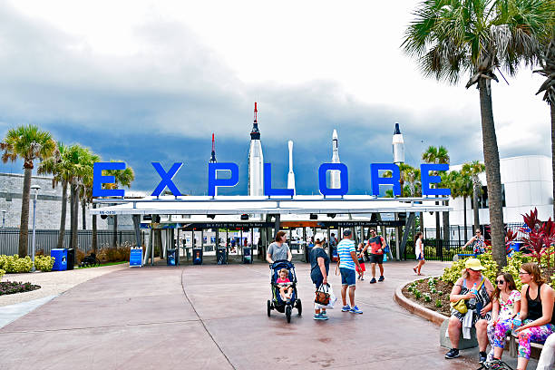 KENNEDY SPACE CENTER – Foto