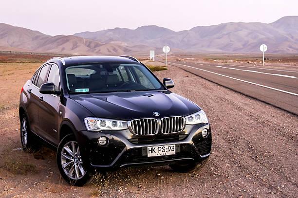 BMW F26 X4 stock photo