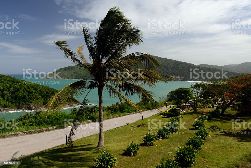 ASIA THAILAND PHUKET RAWAI royalty-free stock photo