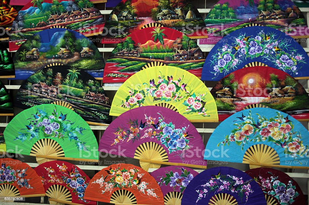 ASIA THAILAND CHIANG stock photo
