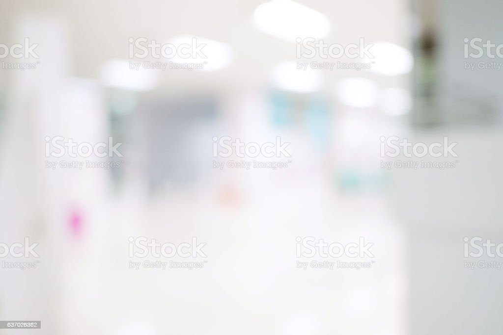 MEDICAL BLURRED BACKGROUND stock photo