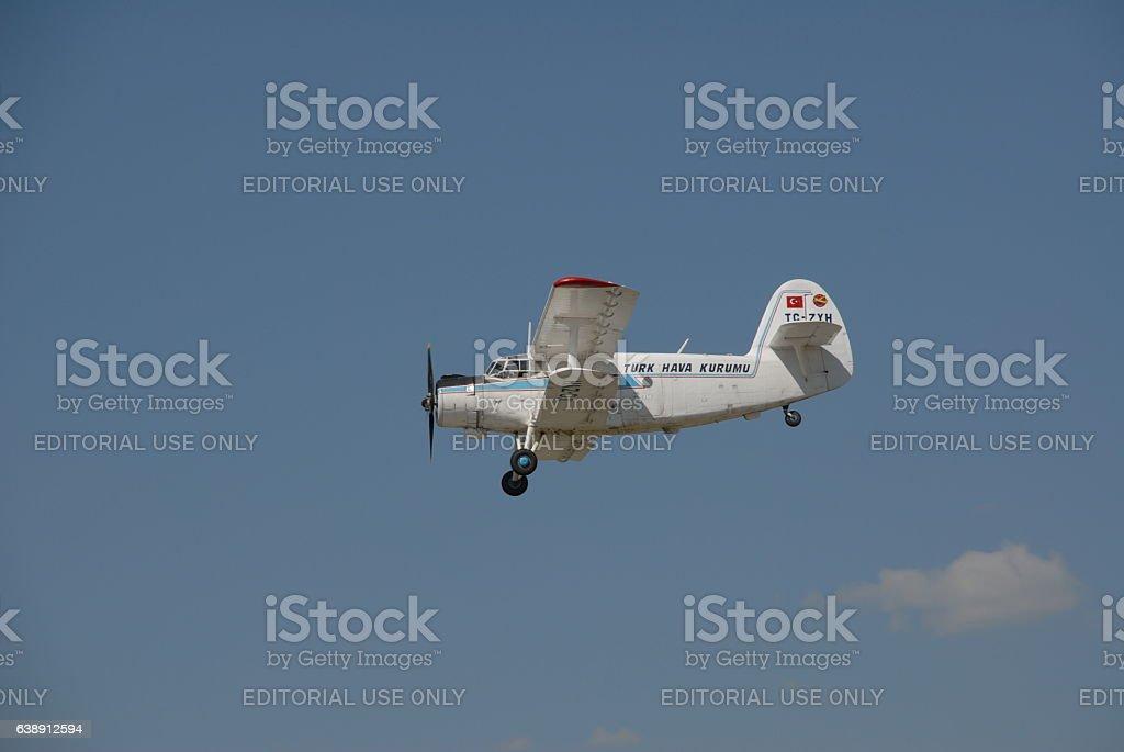 AN-2 stock photo