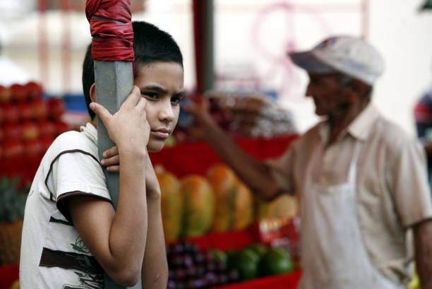 south america venezuela maracaibo town market - maracaibo fotografías e imágenes de stock