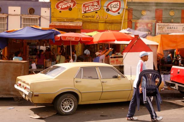 south america venezuela maracaibo town - maracaibo fotografías e imágenes de stock