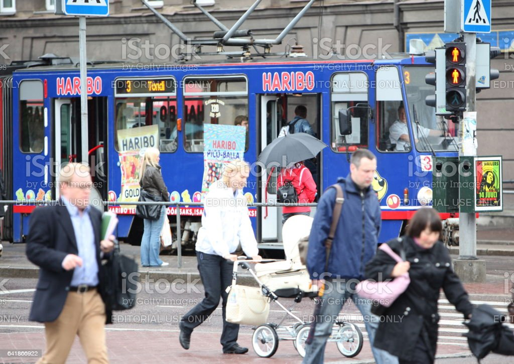 EUROPE ESTONIA TALLINN stock photo