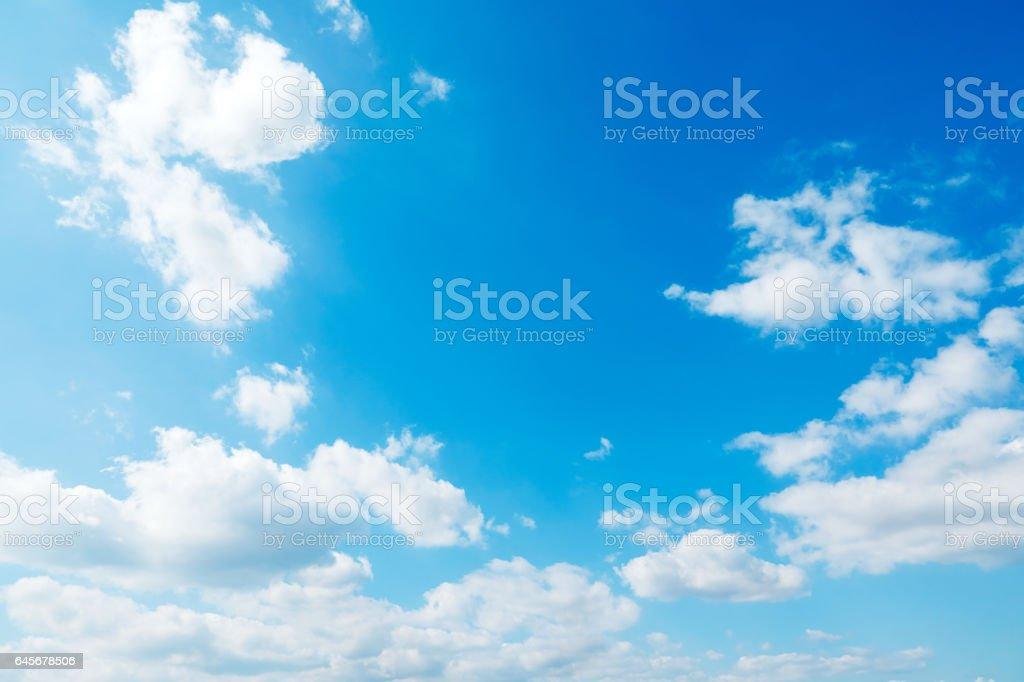 青空 stock photo