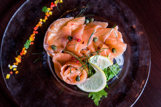 イタリア料理、フランス料理、バル料理 - フランス料理 ストックフォトと画像