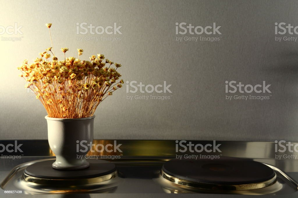 COOKING FLOWERS - foto de stock