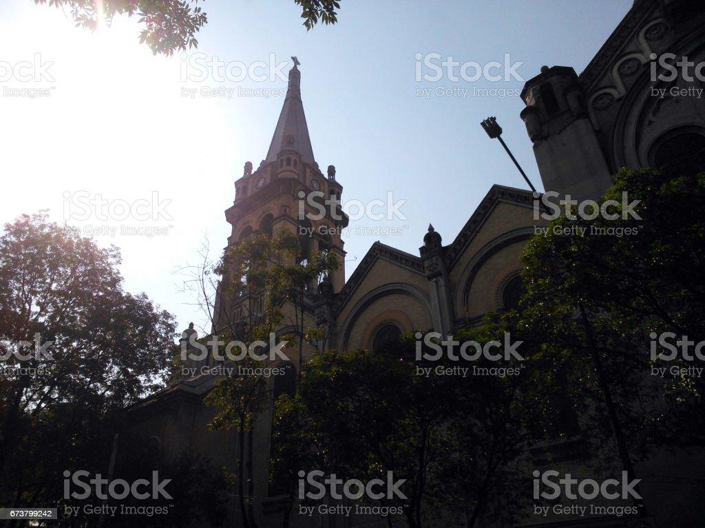 OLD CHURCH photo libre de droits