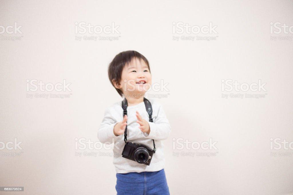 元気な子供 foto de stock royalty-free