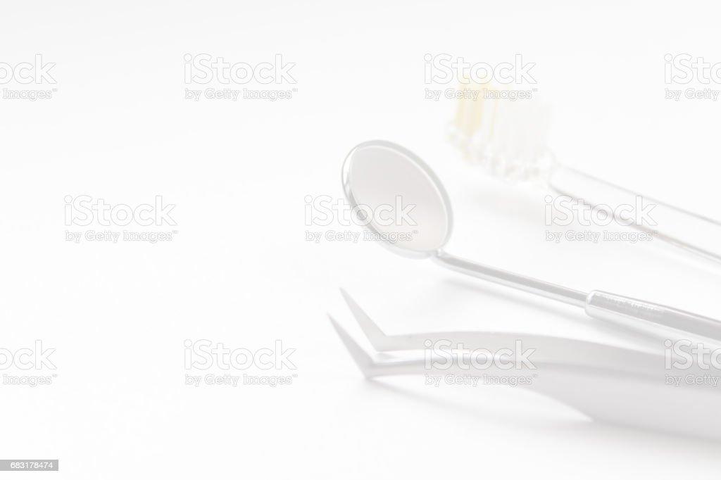医療イメージ 歯の衛生 royalty-free 스톡 사진