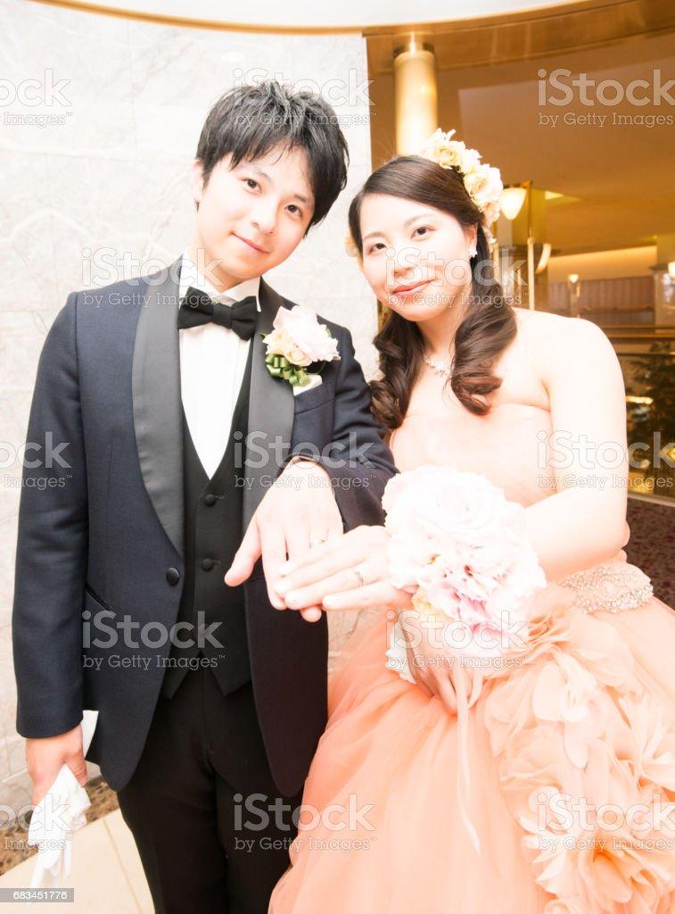 結婚式 日本人 Stock Photo Download Image Now Istock