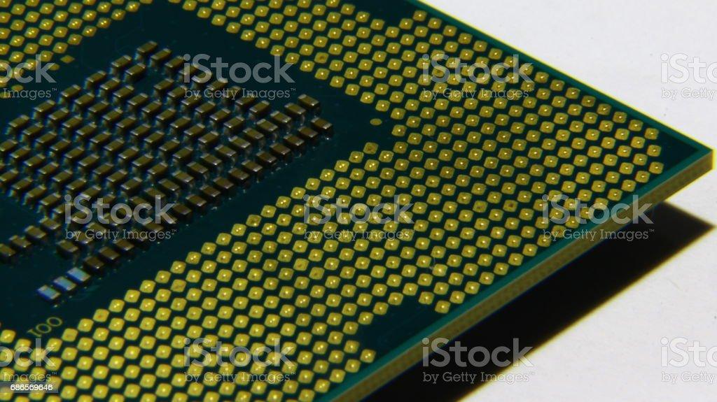 CPU foto stock royalty-free