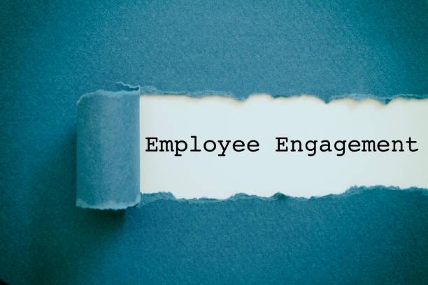 mitarbeiterengagement - verlobung stock-fotos und bilder