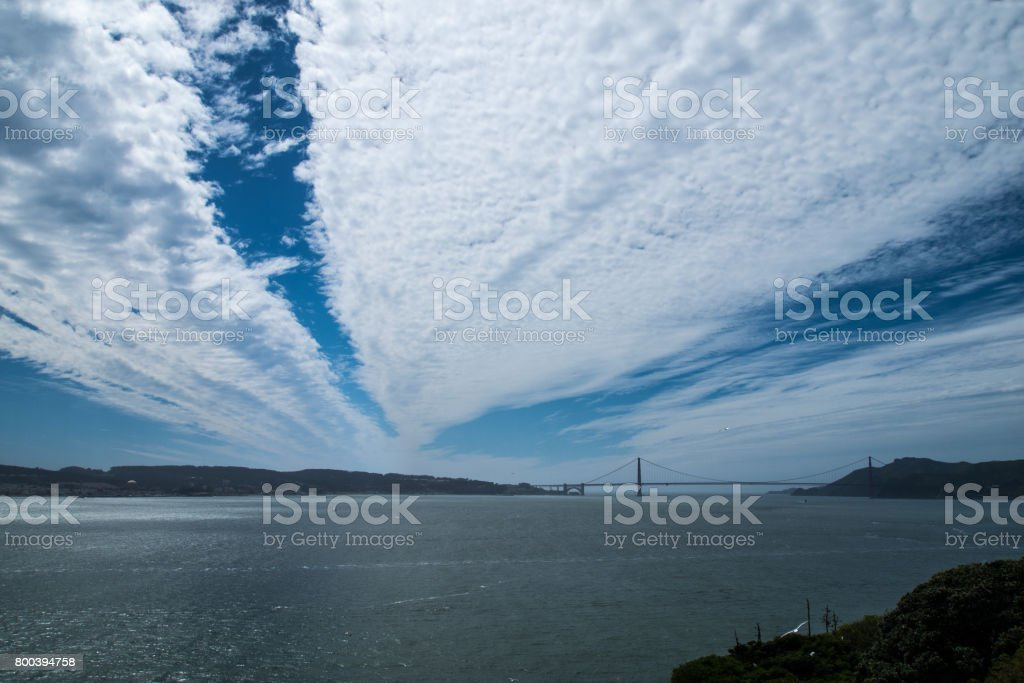 サンフランシスコ湾 stock photo