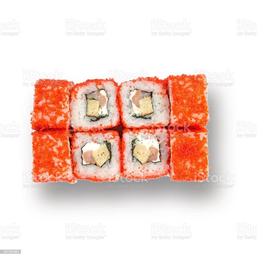 Суши и роллы royalty-free stock photo