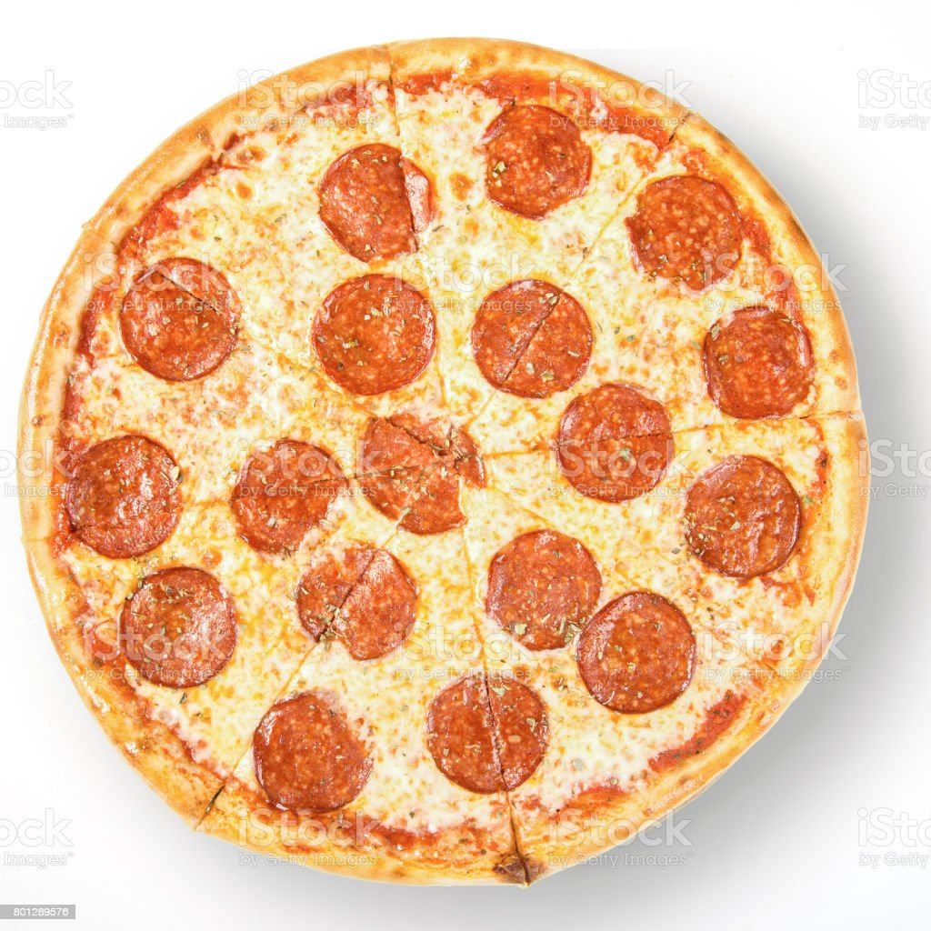 Пицца royalty-free stock photo