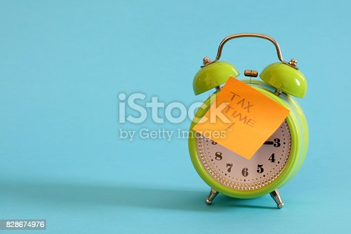 istock TAX TIME 828674976