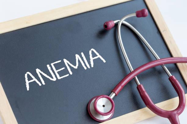 anemia concept - anemia foto e immagini stock