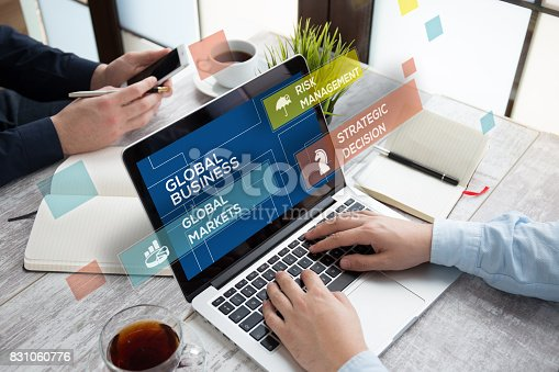 istock GLOBAL BUSINESS CONCEPT 831060776