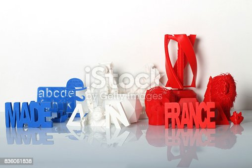 istock MADE IN FRANCE 836061838