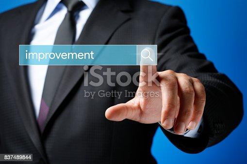 istock IMPROVEMENT CONCEPT 837489844