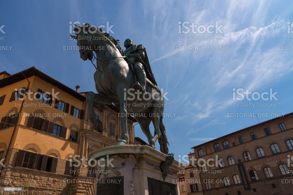 FLORENCE, ITALY – МАY 25, 2017 stock photo