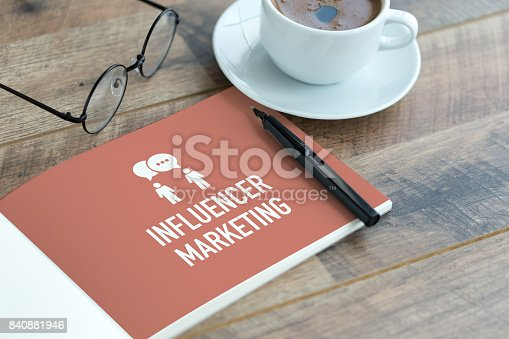 istock INFLUENCER MARKETING CONCEPT 840881946