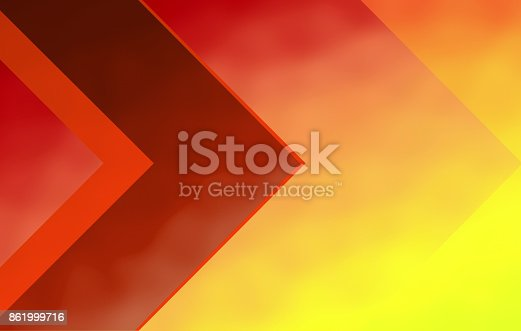istock ARROW VERY COLORFUL BACKGROUNDS 861999716
