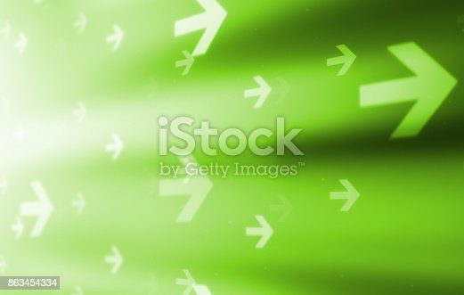 istock ARROW BACKGROUNDS 863454334