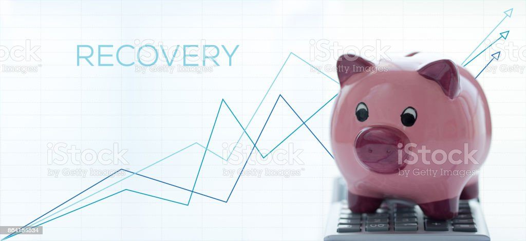 RECOVERY CONCEPT royalty-free stock photo